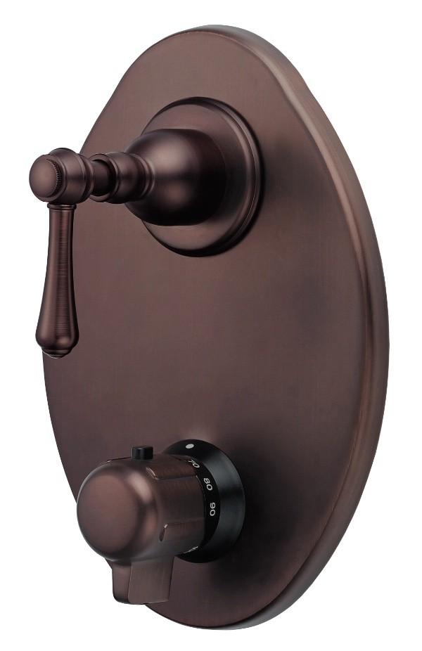 Oil Rubbed Bronze Shower Door Handle