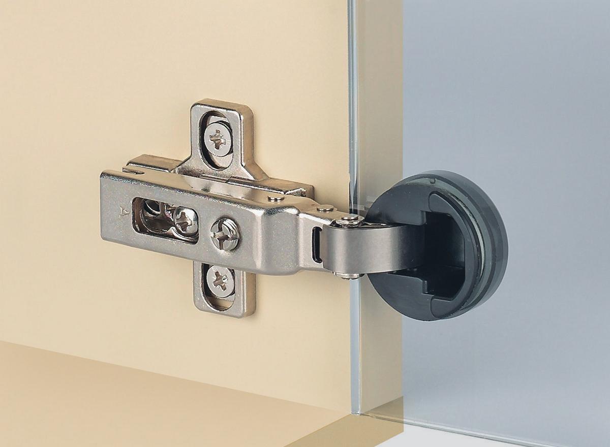 Hafele glass door hinge for Door accessories