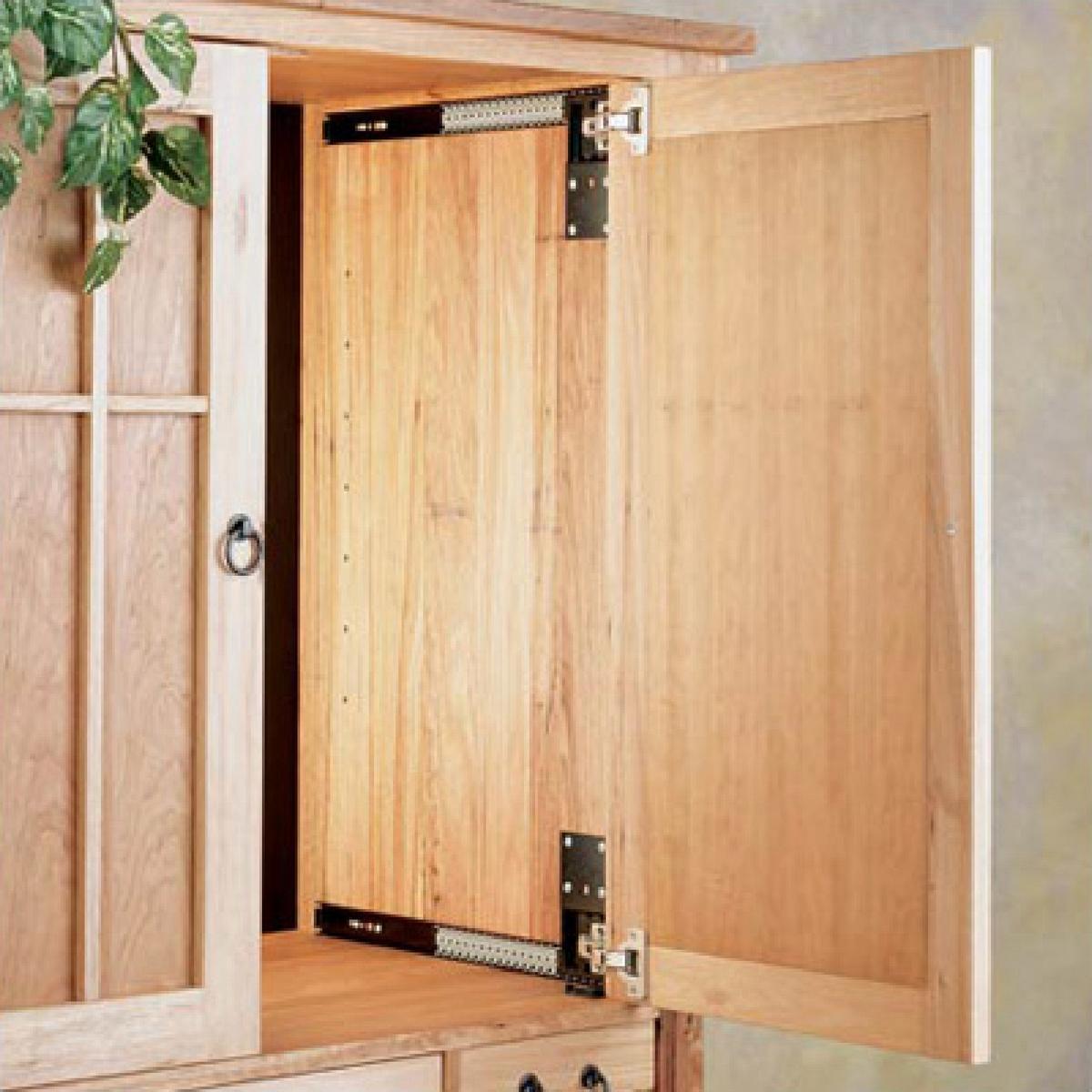 hafele accuride cb123 12d pocket door. Black Bedroom Furniture Sets. Home Design Ideas
