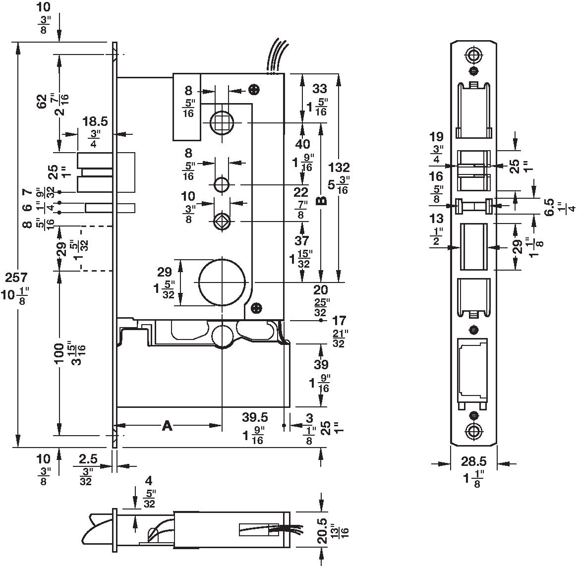 Mortise Lock Parts Bing Images