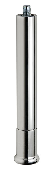 Hafele Foot Aluminum Polished