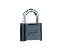 Master Lock Company 178BLK Set Your Own Combination Lock