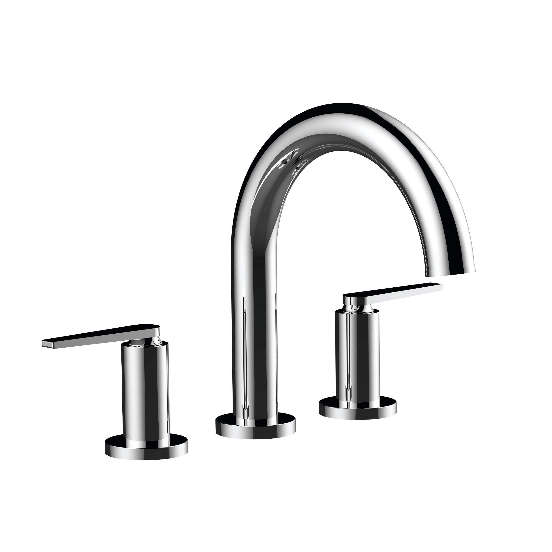 Santec Faucets : Home > Plumbing > Bathroom > Faucets > Santec 4550HN-TM Roman Tub...