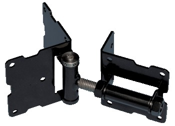 Snug Cottage 8100 B316 Black Adjustable Self Closing Hinge