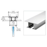 CRL CRL3952A Top Track for Dropped Ceiling 118