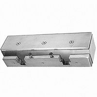 CRL ESKRGTBS Brushed Stainless Glass Transom adaptor for ESKRBS