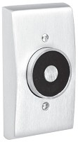 ABH 2100 Recessed Electro-Magnetic Door Holder - Wall Mount & Standard Armature