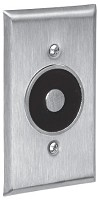 ABH 2400 Recessed Electro-Magnetic Door Holder - Flush Wall Mount & Standard Armature