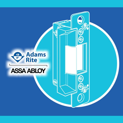 Adams Rite 41-0085 Outside Trim Cartridge, 2190
