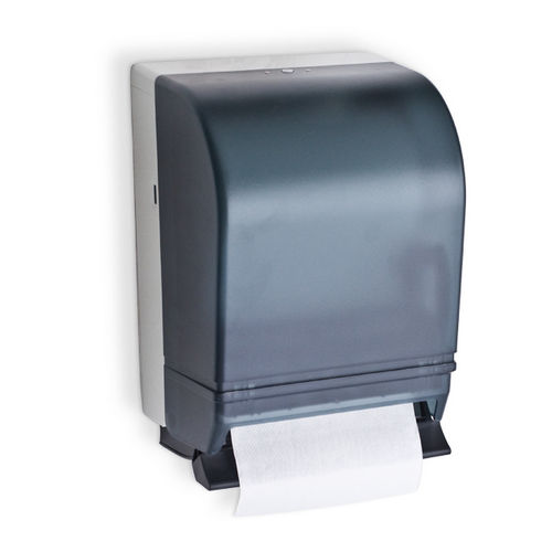 AJW U199FL Full Width Lever Operated, ABS Roll Towel Dispenser, Surface Mounted