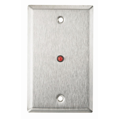 Alarm Controls RP-28 RP Push Button Plate