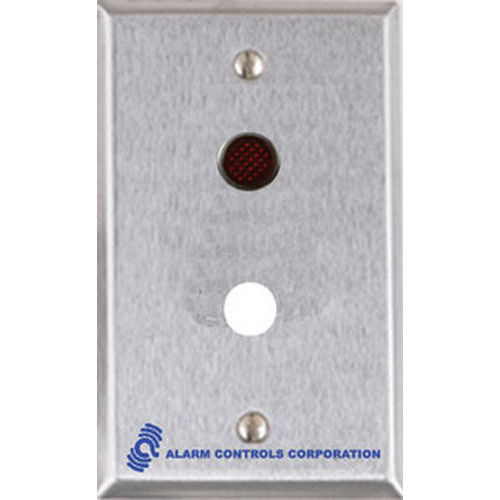 Alarm Controls RP-30 RP Wall Plate