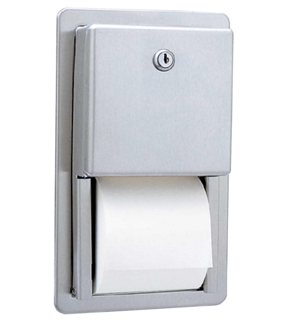 Bobrick B 3888 Multi Roll Toilet Tissue Dispenser