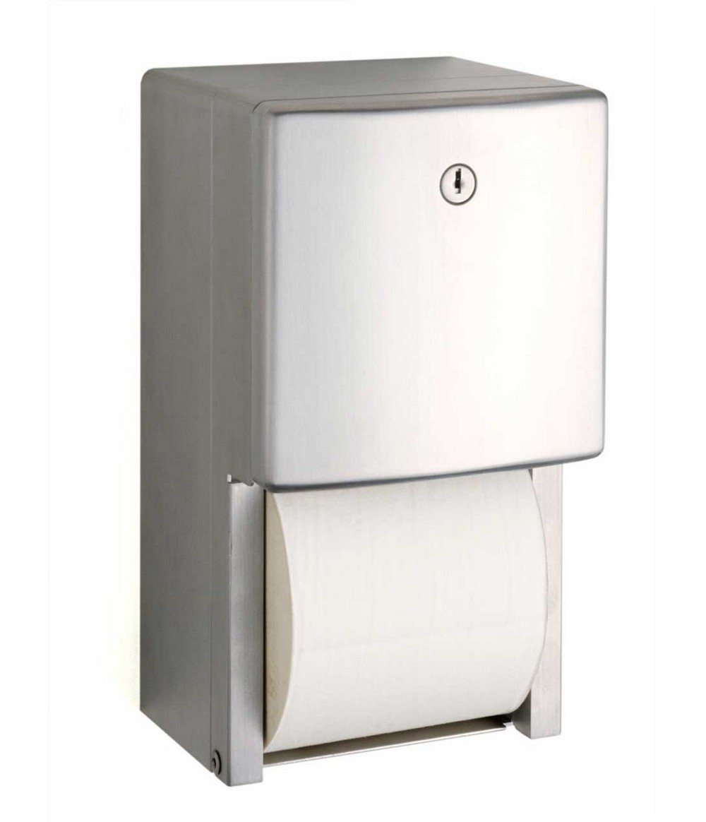 Bobrick B 4288 Multi Roll Toilet Tissue Dispenser
