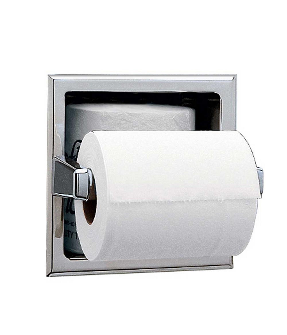 Bobrick B 6637 Toilet Tissue Dispenser Builderssale Com