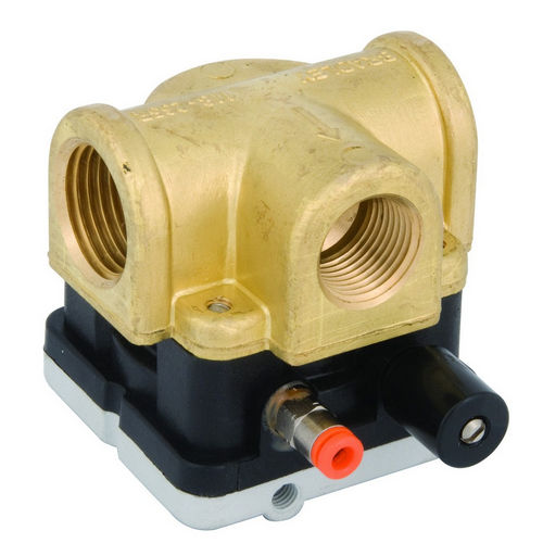 Bradley S07-058 Air Valve Thru Valve Assembly