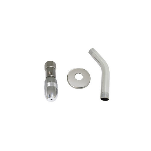 Bradley S24-165 Showerhead, Bent Arm and Flange