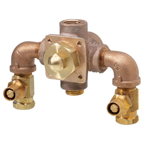 Bradley S59-2007 Thermostatic Valve for Faucet 8 GPM