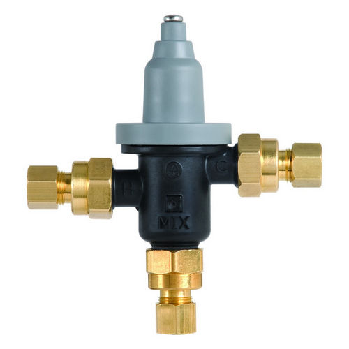 Bradley S59-4000A Thermostatic Valve for Faucet 5 GPM