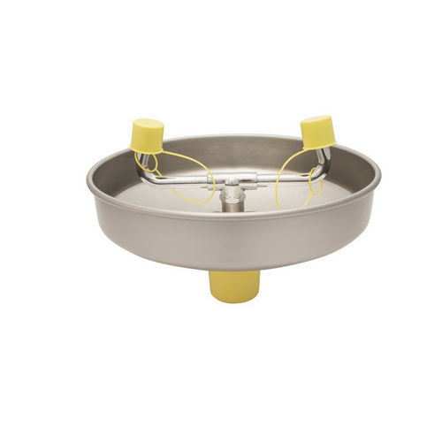 Bradley S90-285 Std. Eyewash ASM, Stainless Bowl