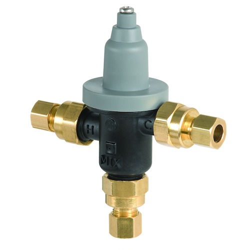 Bradley S59-4000A-24 Thermostatic Valve for Faucet 5 GPM