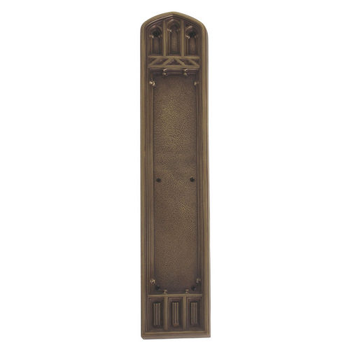 Brass Accents A04-P5840-486 Oxford 3-3/8