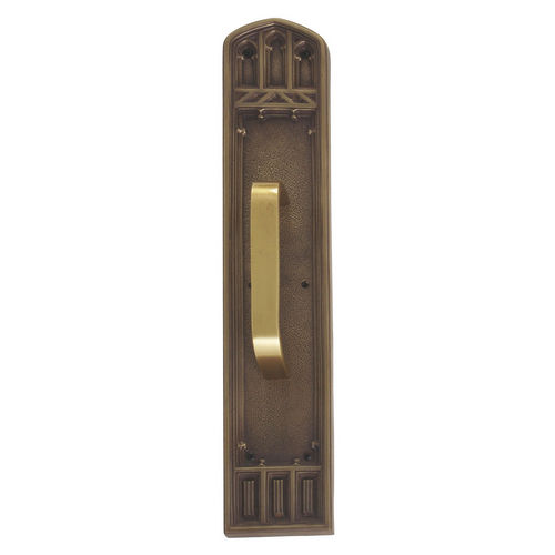 Brass Accents A04-P5841-TRD-486 Oxford 3-3/8