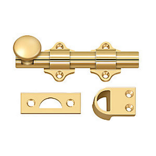 Deltana DDB425CR003 Dutch Door Bolt 4