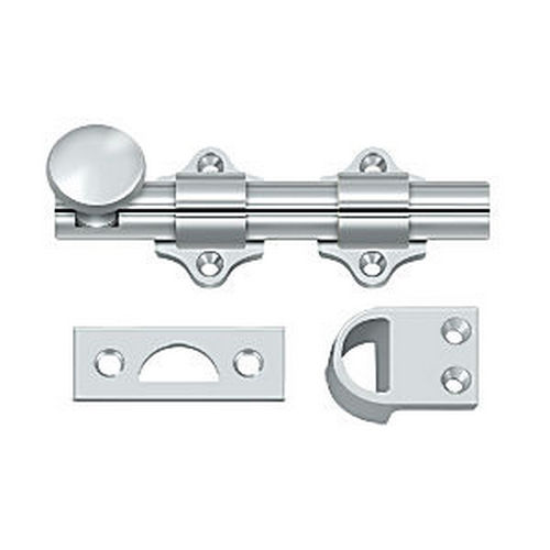 Deltana DDB425U26 Dutch Door Bolt 4