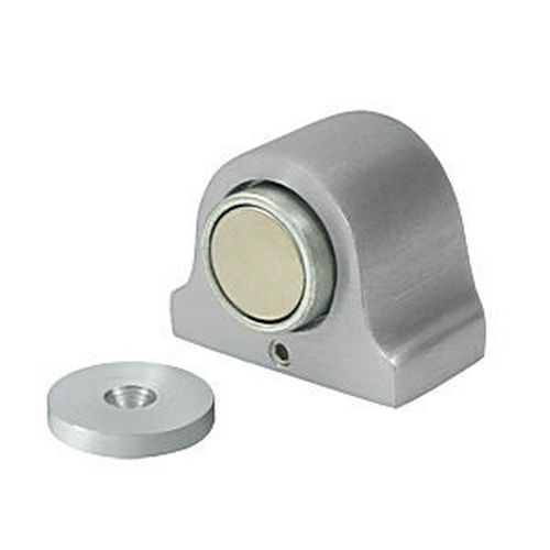Deltana DSM125U32D Magnetic Dome Stop, Satin Stainless Steel (Each)