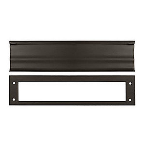 Deltana MS0030U10B Mail Slot, HD, Oil Rubbed Bronze (Each)