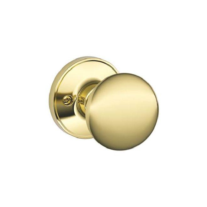 Dexter Jh59 Stratus Knob Interior Handleset Bright Brass