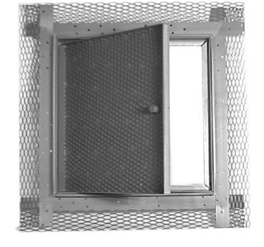Elmdor Access Doors : Elmdor ap acoustical plaster access doors series