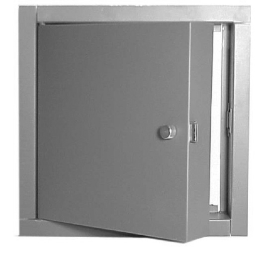 Elmdor frc18x18 fire rated ceiling access doors frc series for 18 x 18 access door