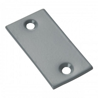 First Watch Security 1191 Filler Plate, Prime Coat - Grey
