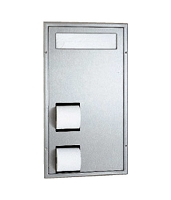 Gamco TSC-6PH Partition-Mounted Combination Unit