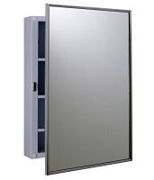 Gamco MC-2 Surface-Mounted Medicine Cabinet