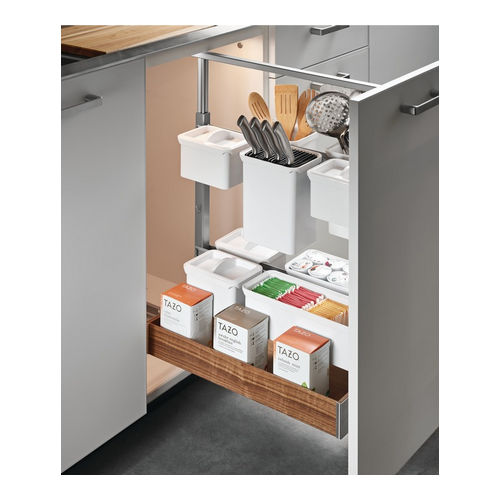 Hafele 545.09.961 Youboxx for Base Pull-Out Ii, Set