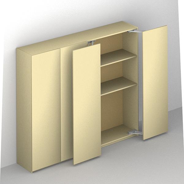 hafele pegaso sliding wood door fitting set