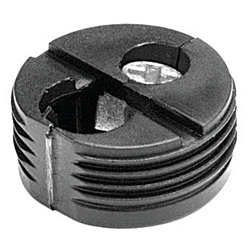 Hafele 261.95.100 Connector Dowel/Cam, Plastic/Zinc Brown