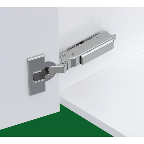 Hafele 348.36.601 Concealed Hinge, Grass TIOMOS, 120° Opening Angle, Full Overlay