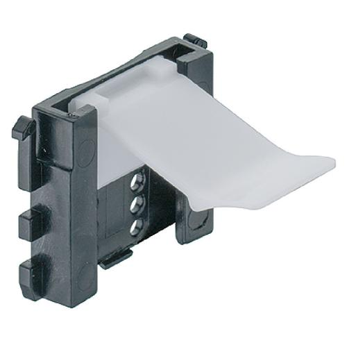 Hafele 637.47.491 Plinth holder, for Mounting the Plinth Panel