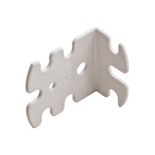 Hafele 264.25.703 Universal Connecting Bracket, for 32 mm Series Holes
