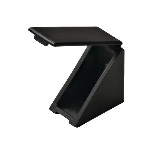 Hafele 260.24.340 Angle Bracket, with Attached Cover Cap, 19 x 34 x 34 mm