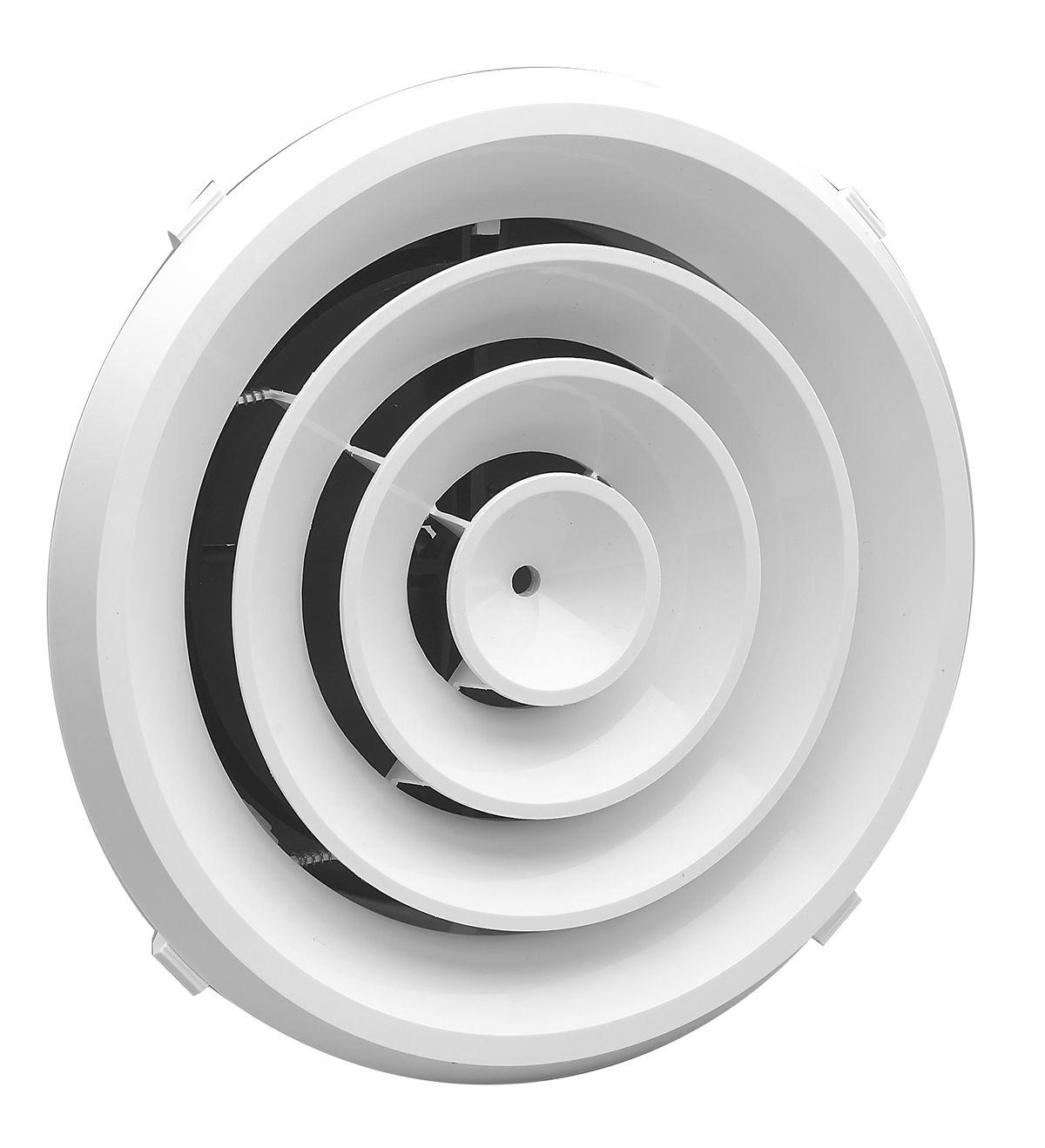 Hart Amp Cooley Rezzin Rz Round Ceiling Diffuser
