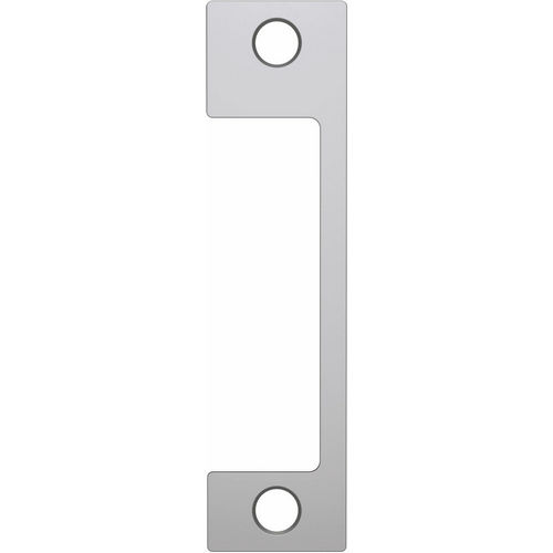 HES AD-630 AD Faceplate for 1006 Series Electric Strike, Satin Stainless Steel