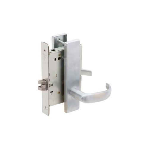 Schlage L9456L17L626 Kit - 17l Corridor Mortise Lock W/ Db