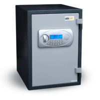 LockState LS-50D Electronic 1-Hour Fireproof Safe