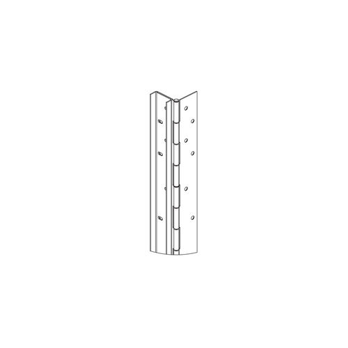 McKinney HG305 Continuous Hinge LH, Dull Stainless