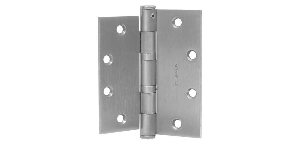 Mckinney Ta2714 Qc12 Electric Hinges 4 1 2 Quot X 4 Quot Aluminum